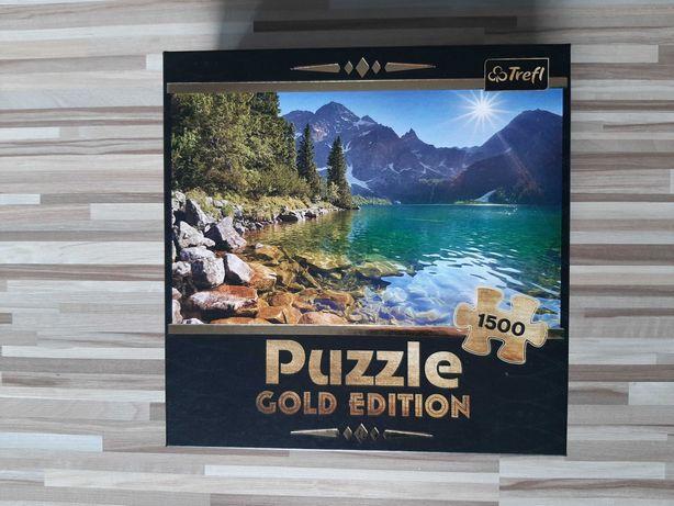 Puzzle Morskie oko Trefl 1500 elementów
