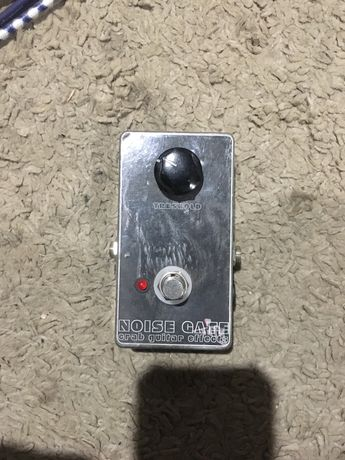 Шумодав noise gate crab pedal