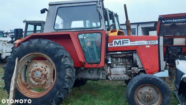 Massey Ferguson 590 do naprawy