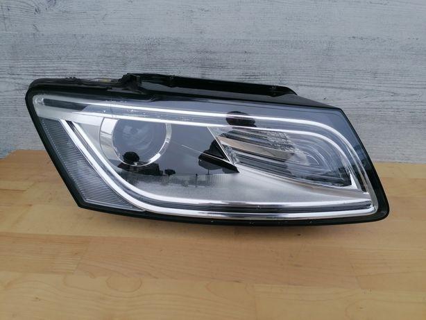 Lampa prawa Audi Q5 Lift Xenon Led Oryginał 16r
