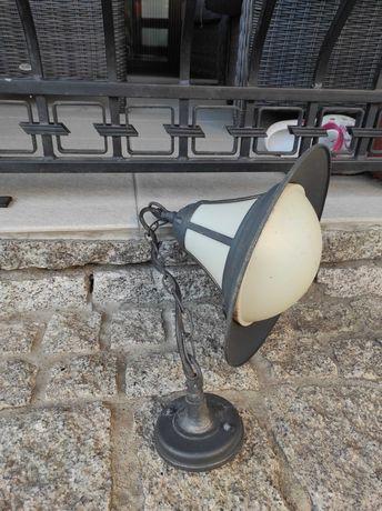 Lampy ogrodowe ( używane 9 sztuk )