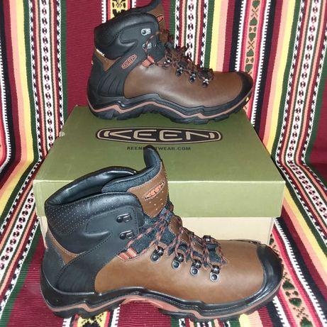 Трекинговые ботинки Keen LIBERTY RIDGE (США), 43,5