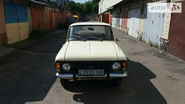 Москоич     ИЖ         412