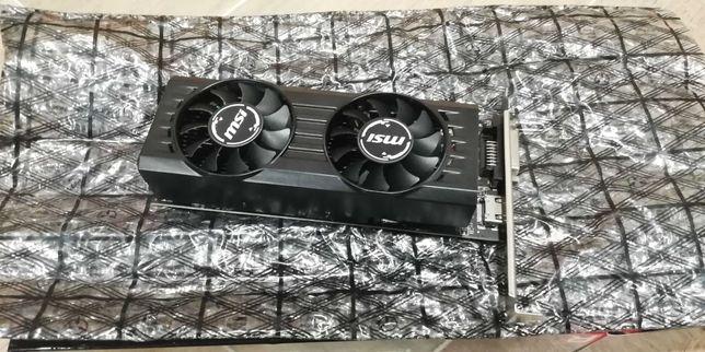 Placa gráfica RX 550 2GB