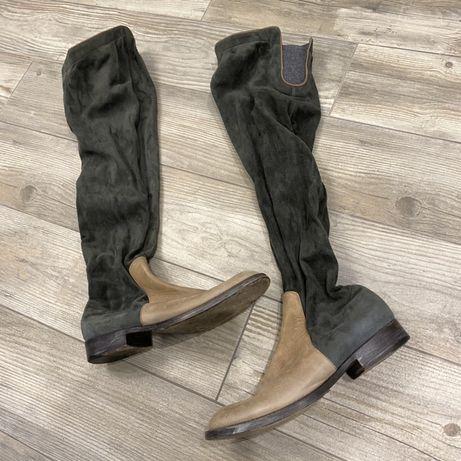 Женские сапоги, ботфорты, ботинки Brunello Cucinelli Jil Sander