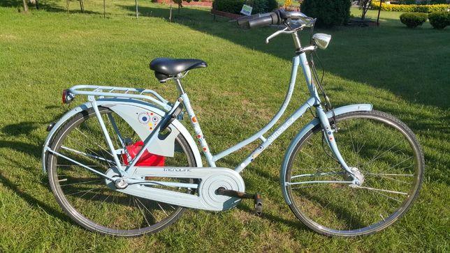 """Rower Miejski Simplex 28"""", Holenderka, 3 biegi, bardzo wygodny"""
