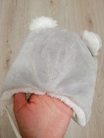 Зимняя шапка Plamka