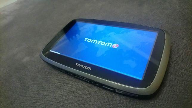 Nawigacja TOMTOM GO 5000 wbudowana karta SIM