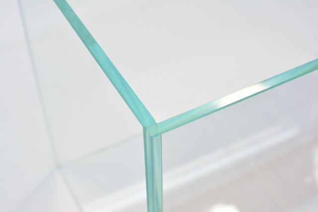 Akwarium proste 100x50x40 - 200 litrów OPTIWHITE