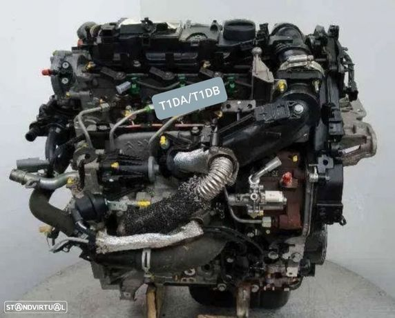 Motor Ford Focus Mondeo C-MAX S-MAX 1.6Tdci 115Cv Ref.T1DA T1DB