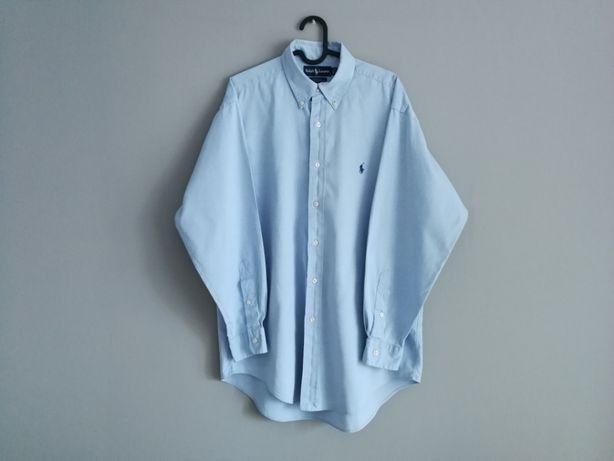 Koszula Ralph Lauren Baby Blue