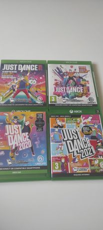 Just dance 2017 - 2021 Xbox one