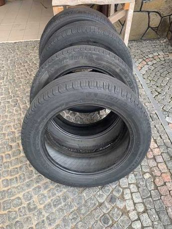 Резина Michelin 235/55 R 18 100H Высота протектора 4мм