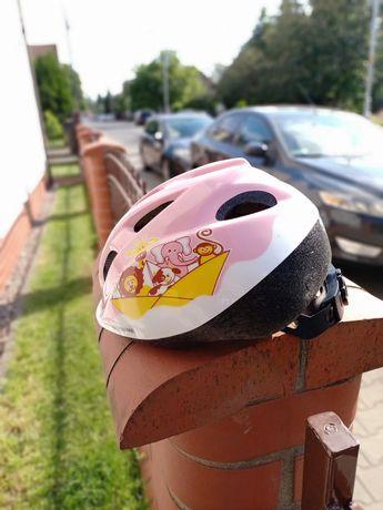 Kask rowerowy dla najmłodszych dzieci.