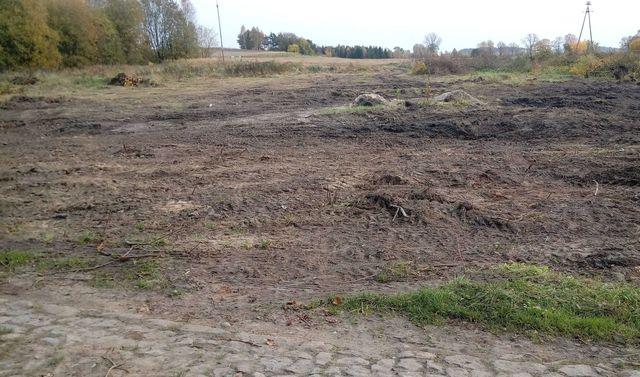 działka budowlana z pozwoleniem na budowę + działka rolna