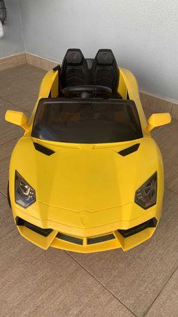 Carro Elétrico para Crianças (Lamborghini)