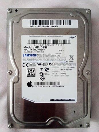 Disco HDD 3.5 Samsung - 1 TB  - (aceito trocas)