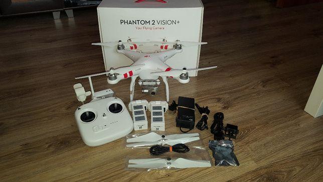 Dron Phantom 2 Vision+