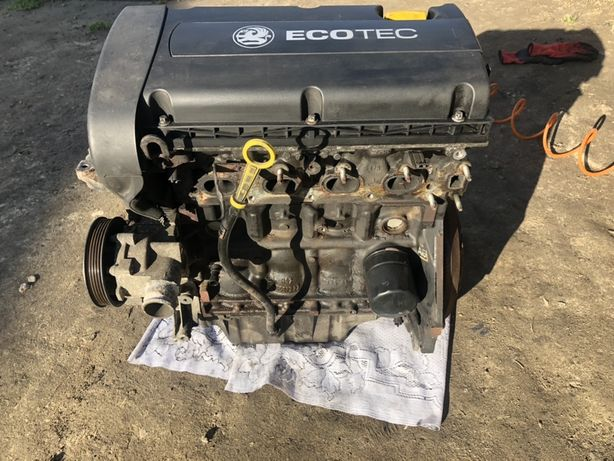 Продам двигун мотор двигетыль Z16XEP на Opel astra H