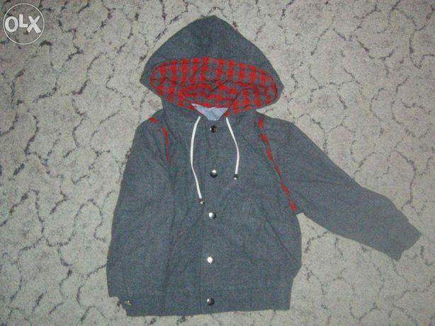 Курточка-ветровочка на мальчика.