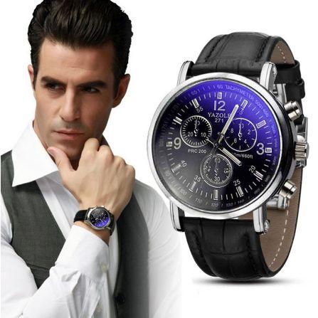 Стильные мужские часы Yazole 271 (Разные цвета)
