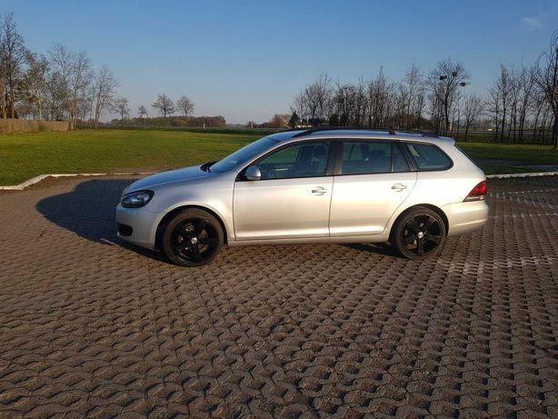 Volkswagen golf VI 1.6 tdi variant. Pilne.zamiana na terenowy