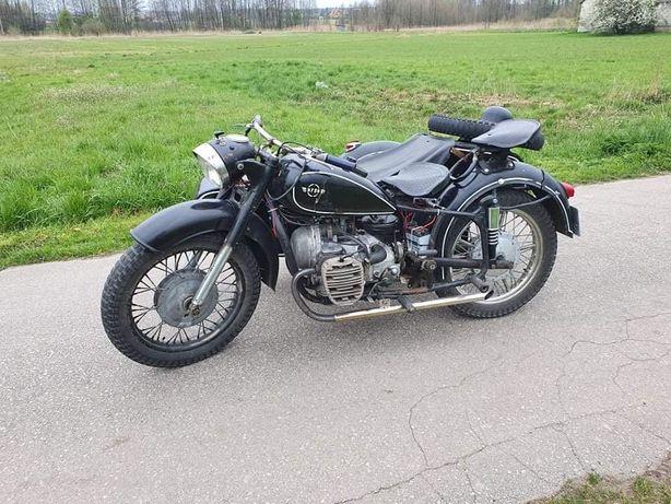 k-750 Dniepr motocykl