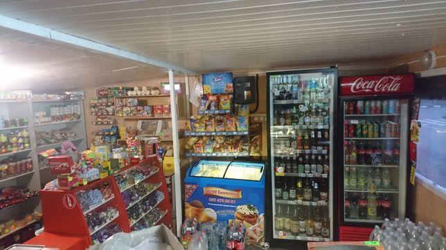 Готовий бізнес (продуктовий магазин)  + земельна ділянка