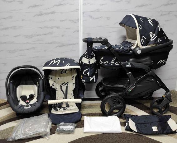 Cam dinamico up premium 3в1 коляска