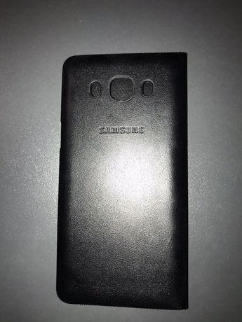 Etui  Samsung J5 z klapką NFC