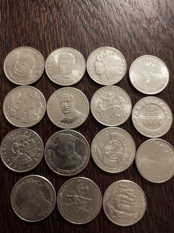 Stare monety PRL,zestaw 1