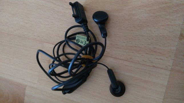 Słuchawki do Sony Ericsson stary model