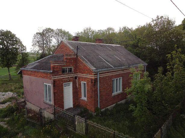 Dom  plus dwa budynki rezerwacja