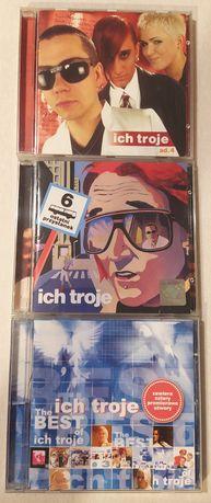 Płyty CD - Ich Troje 3 sztuki za 80 zł