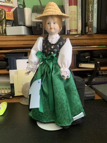 Кукла коллекционная старинная США