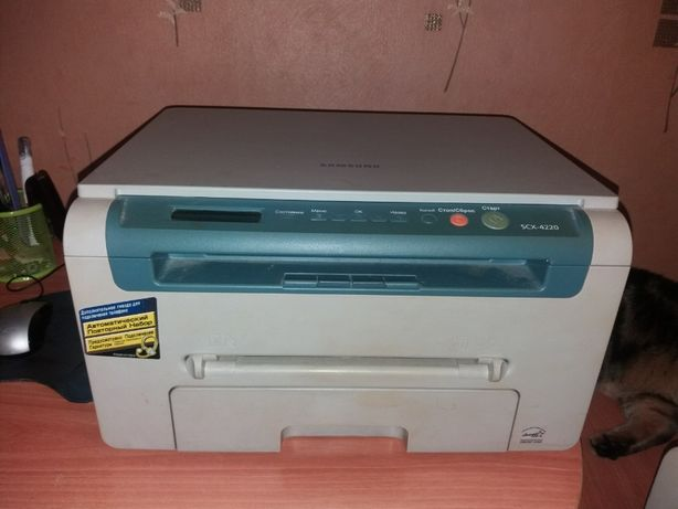 МФУ лазерный Samsung SCX-4220