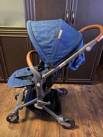 Прогулочная коляска Babysing I-go (blue)