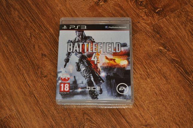 Gra akcji Battlefield 4 PL PS3 Playstation 3 BFD