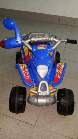 Moto Eléctrica para Criança