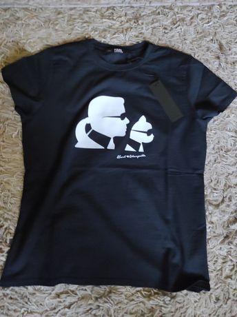 Karl Lagerfeld  koszulka L