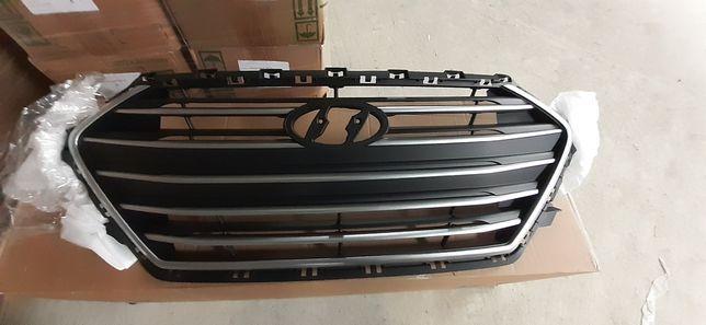 Решетка Huyndai Elantra 6AD бампер капот елантра