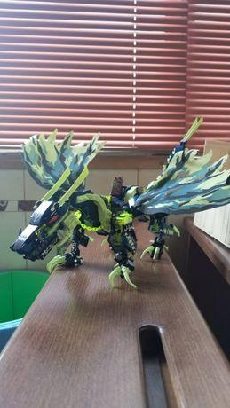 Lego ninjago 70736, Ніндзяго дракон морро ідеал + бонус. City, creator