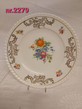 Porcelanowy talerz, patera