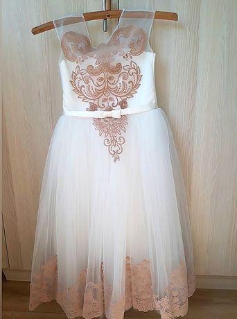 Детское нарядное (выпускное) платье