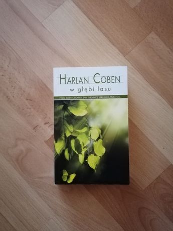 "Książka ""W głębi lasu"" Harlan Coben"