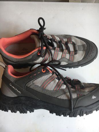 Sapatos caminhada/monte QUECHUA  tam 38
