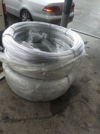 Проволока оцинкованная 1.2 мм термообработанная