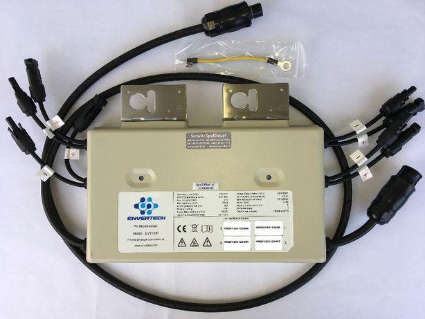 Mikroinwerter Falownik ENVERTECH SEEYES EVT1200 SpalEko Elektrownia PV