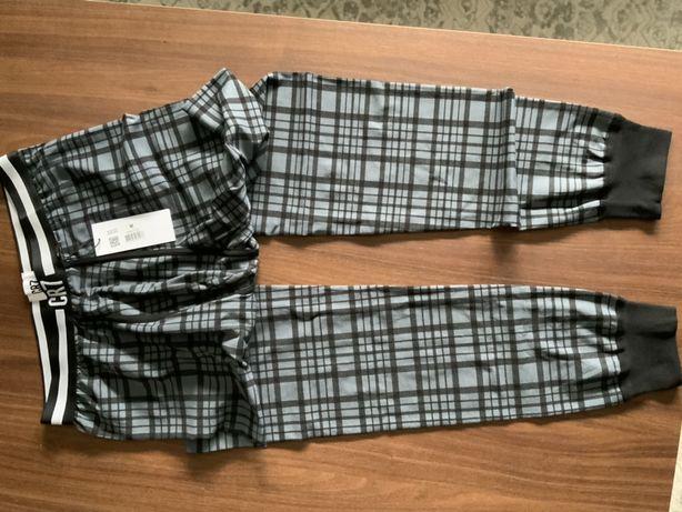 Spodnie leginsy męskie CR7