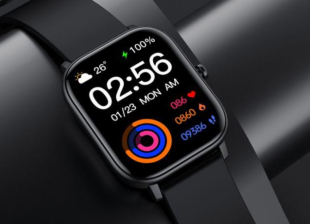 Smartwatch Zegarek jak Apple Watch Pomiar Snu,Ciśnienia PL NOWY 2021